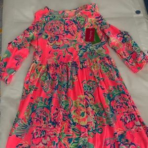 Lilly Pulitzer Minnie Lynn Dress BNWT